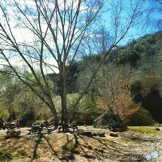 Ruta de los molinos de Alborache
