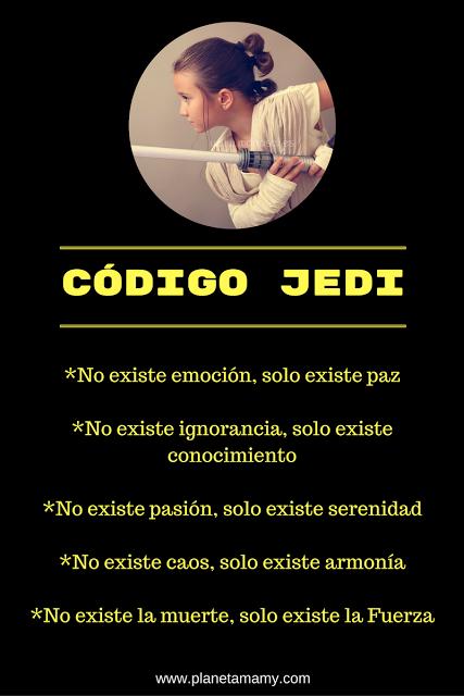 Codigo Jedi - Planeta Mamy