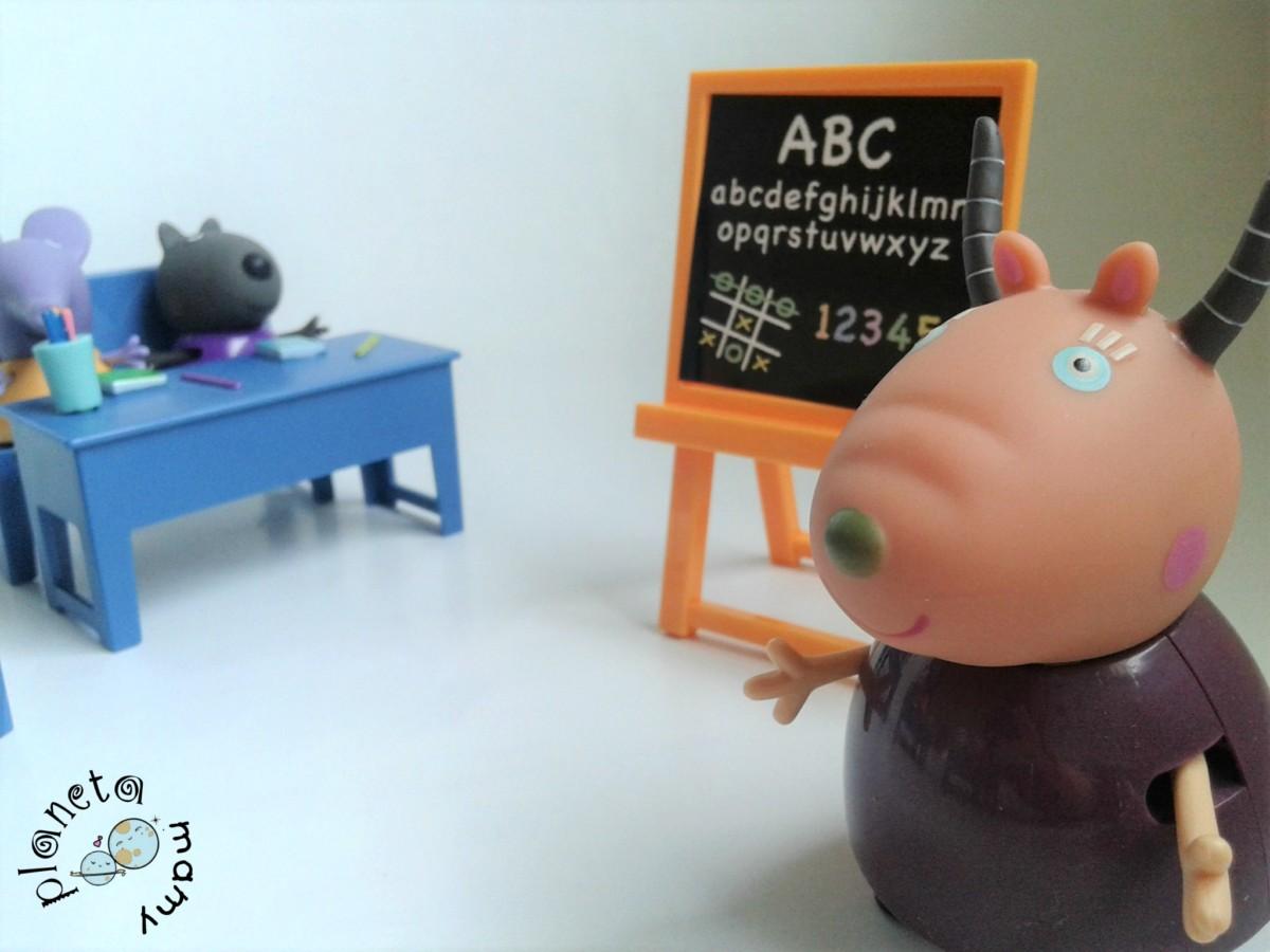 Vamos al cole con Peppa Pig - Bandai