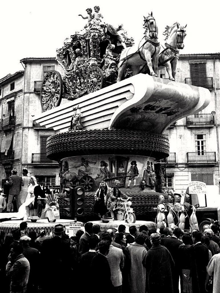 origen, historia, fallas de Valencia