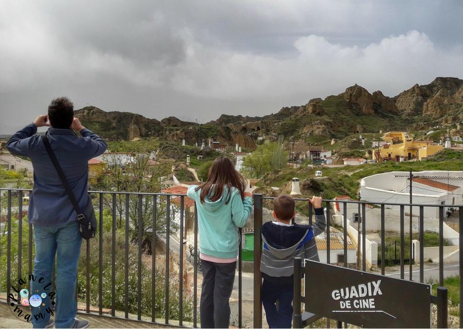 alojamientos para familias Airbnb, Guadix