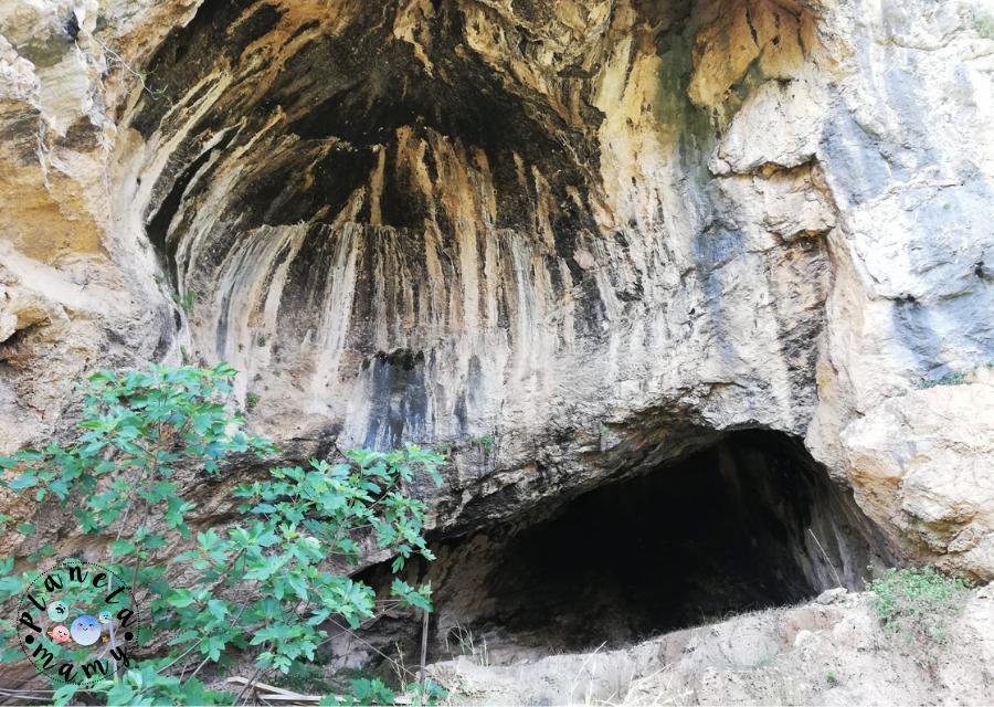 ruta cova negra xátiva