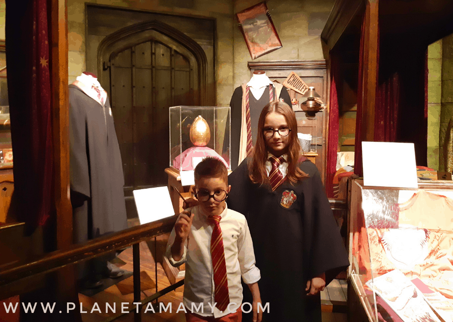 HARRY POTTER THE EXHIBITION(3)