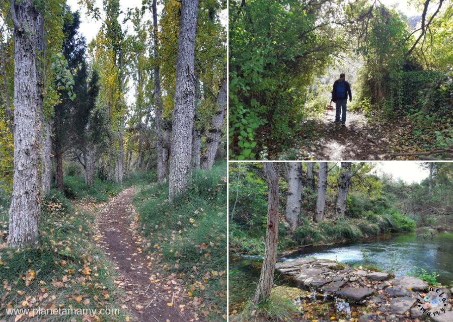 ruta rio Palancia